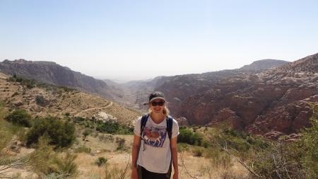 Our hike through Dana