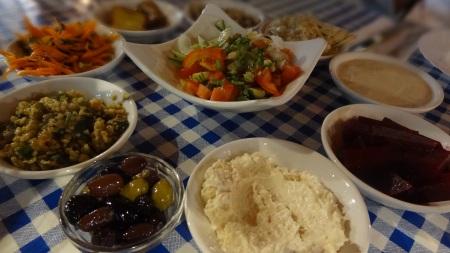 mezze in haifa